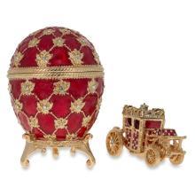 1897 Coronation Faberge Egg 3.8