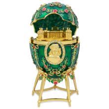 Faberge Inspired 1908 Alexander Palace Faberge Egg