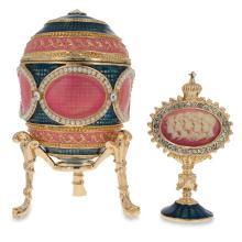 1914 Mosaic Faberge Egg
