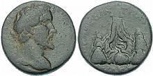Ancient Roman Antoninus Pius Coin