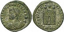 Ancient Roman Constantius II Coin