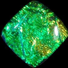 21.80 Cts Green Color Treated Australian Triplet Opal Loose Gemstone