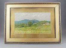 American School, 20th Century Summer Landscape.