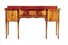 20th c. Adam-style Mahogany Sideboard