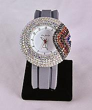 Elegant Casual Women's Watch W/rhinestones