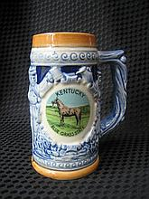 State of Kentucky Beer Stein