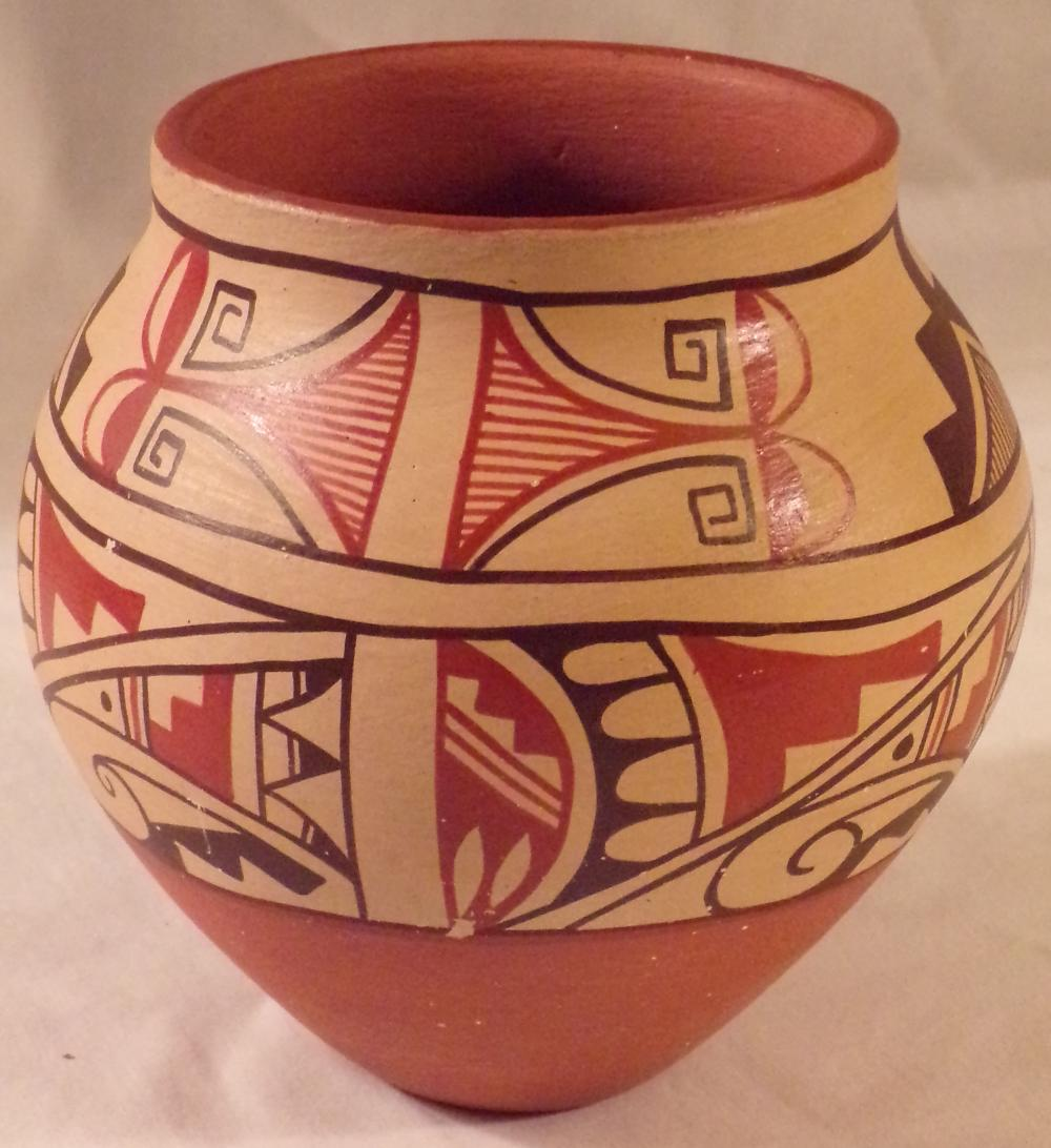 Native American/Southwestern U.S. Pottery Pot
