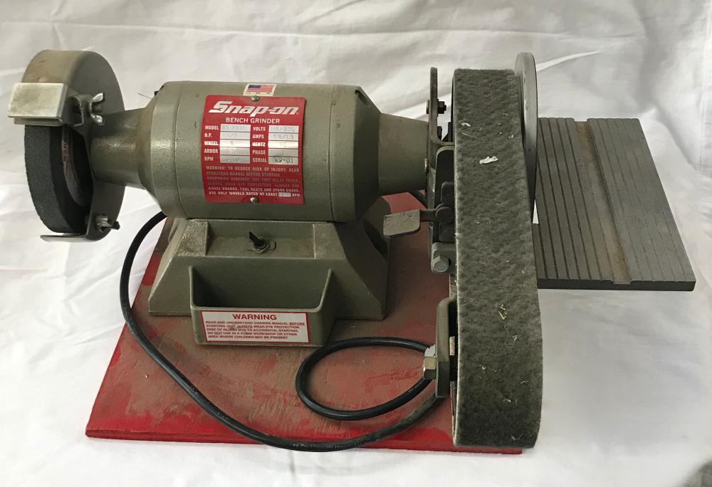 Snap On Bench Grinder