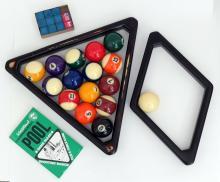 Set for BILLIARD/POOL game
