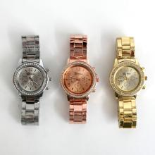 Lot of 3 Geneva watches and bracelets
