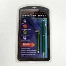 Pro Glide Duo STYLUS PEN green color, unopened
