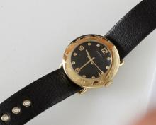 Marc by  Marc Jacobs UNISEX watch with leather strap