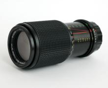 80-200mm f/4.5 One-Touch Macro tele-zoom lens automatic diaphragm multi-coated fits Pentax