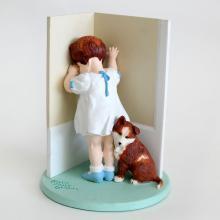 Figurine collection statuette