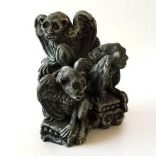 A Gaggle Of Ghouls statuette figurine