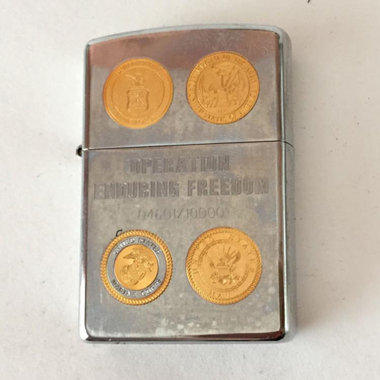 ZIPPO: Vintage COLLECTABLE lighter limited edition