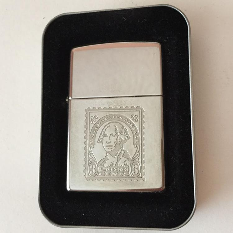 ZIPPO: Vintage COLLECTABLE shiny finish 275