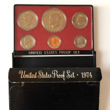 United States Mint Proof set, 1974