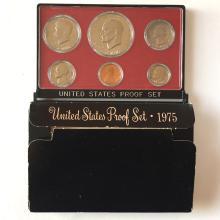 United States Mint Proof set, 1975