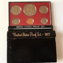United States Mint Proof set, 1977