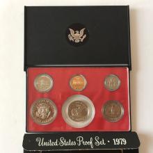 United States Mint Proof set, 1979
