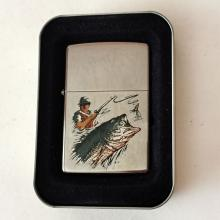Vintage COLLECTABLE shiny finish ZIPPO