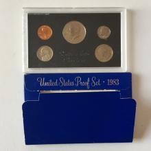 United States Mint Proof set, 1983
