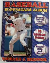 Baseball Superstar Album 2007