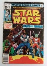 1977 Star Wars #8 Variant comic book