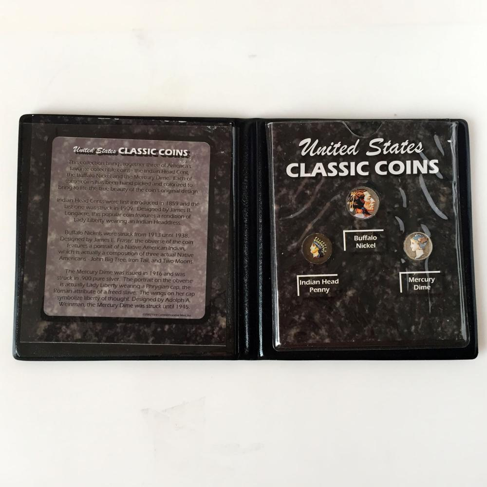 United States Classic Coin Collection