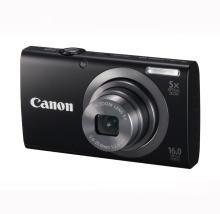 Canon PowerShot A3400 IS digital camera, 5X optical zoom, 16 mega pixels