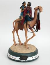 THE PRINCE OF EGYPT music statue figurine. Limited edition musical 968/5000