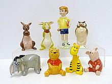 Winnie The Poo Beswicks Figures