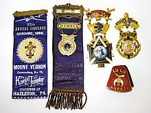 Vintage Medals and Awards