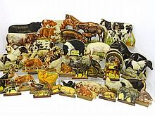Die cut Animals Grouping