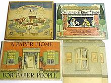 Paper Doll Books