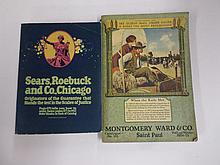 Early Sears & Montgomery Ward & Co. Catalogs