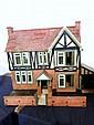 Vintage English Dolls' House