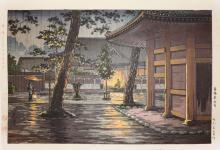 Sengakuji Temple at Takanawa