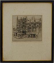 """Charles John Watson, British 1846-1927- """"La"""