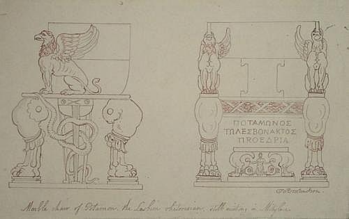 British School early 19th century- An