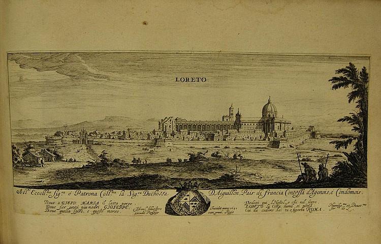 Silvestre (Israel) (1621-91) ALBUM of