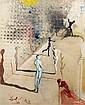 Salvador Dali, Spanish 1904-1989-