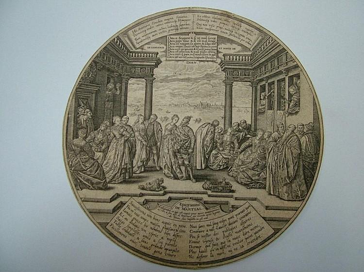 Johann Theodore De Bry 1561-1623-
