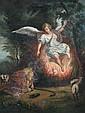 Follower of Giacinto Gimignani 1611-1681- Angel, Giacinto Gimignani, Click for value