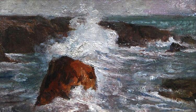 Paul Emmanuel Legrand, French 1860-1936-