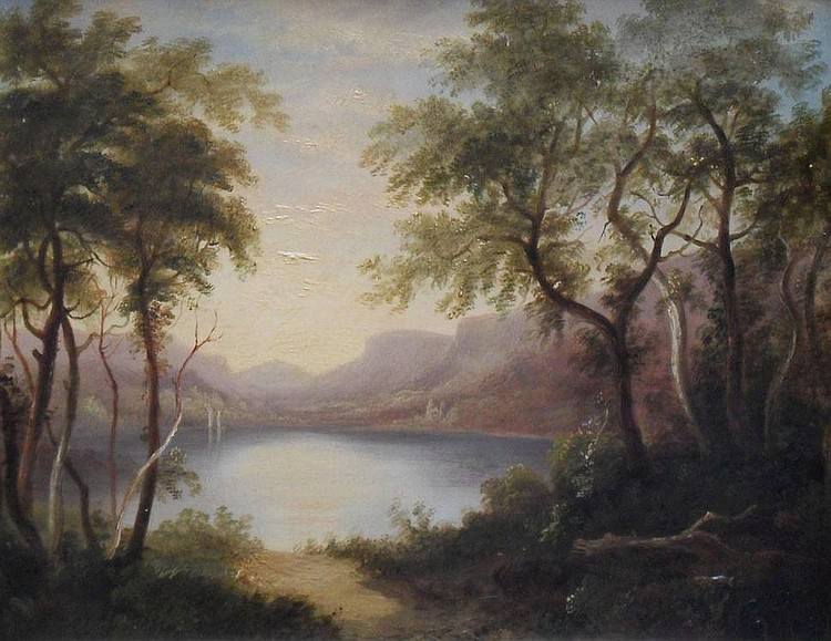 Attributed to James Coutts Michie 1861-1919-