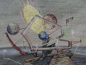 James Arthur Found exh 1907-1938- Surrealist