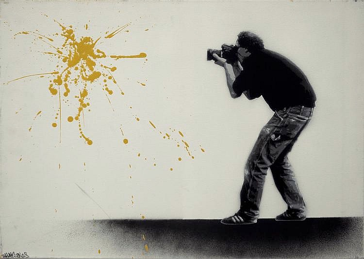 Martin Whatson, Norwegian b.1984- Photographer;