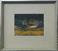 Leonard Henry Rosoman OBE RA RP RWA, British 1913-2012- ''Light Falling Acr